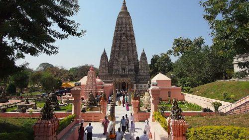 mahabodhi temple pics , image