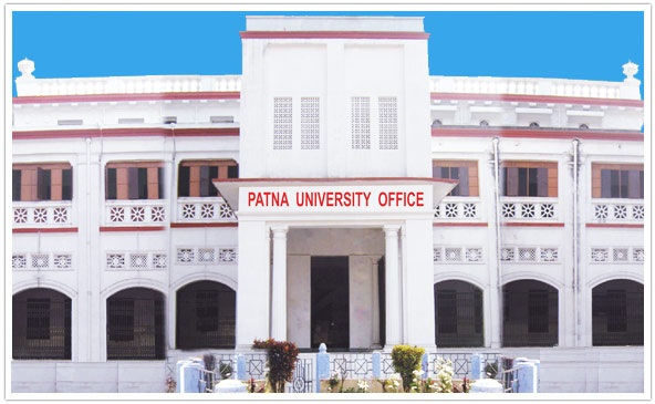 patna university address location