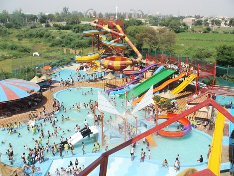fun castle water park ranchi