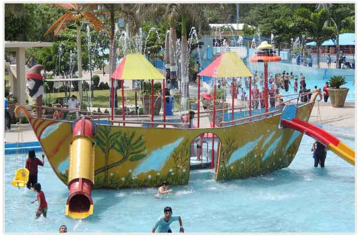 hardy's world ludhiana attraction, facility , ticket rate