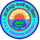 ddu university gorakhpur contact details , helpline no.