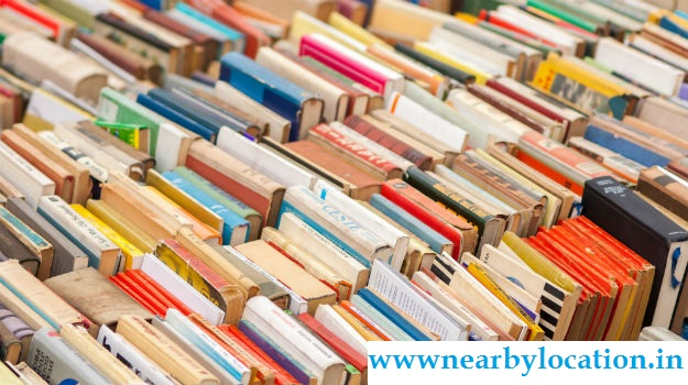 daryaganj book market address