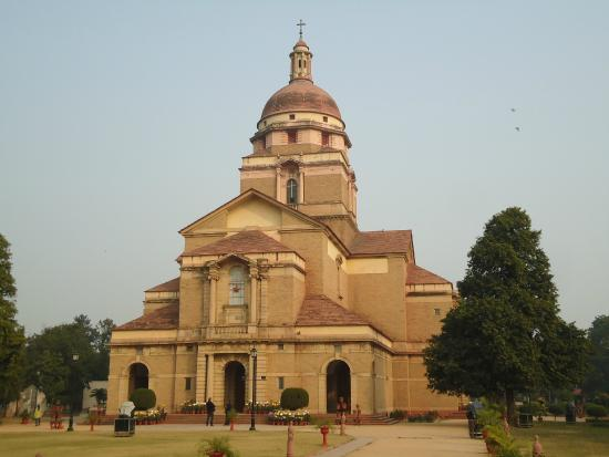 Cathedral Church of the Redemption new delhi address location