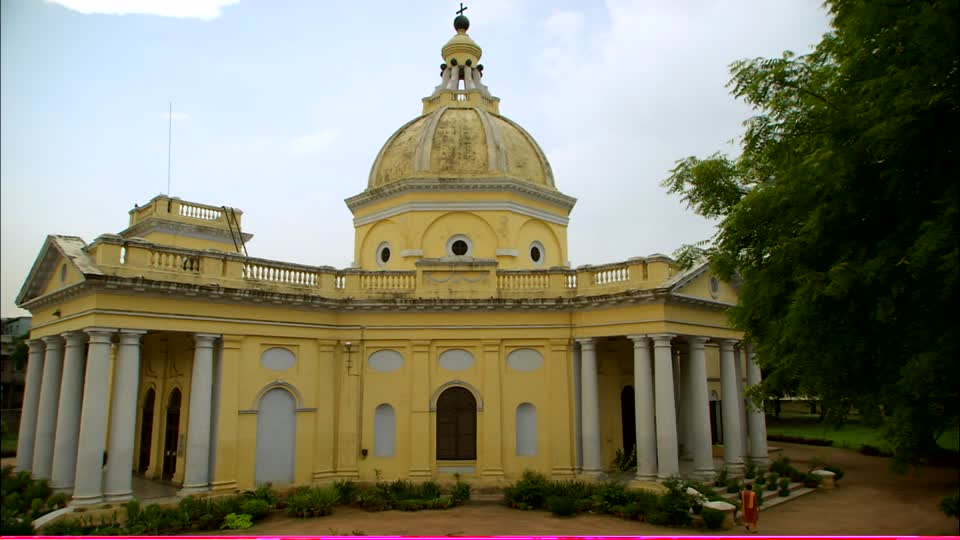 st. james' church delhi address location