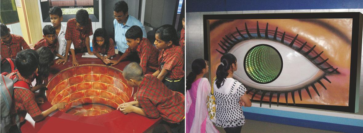 shrikrishna science centre patna images