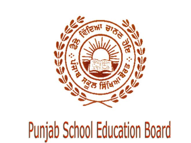 pseb board logo, helpline no.