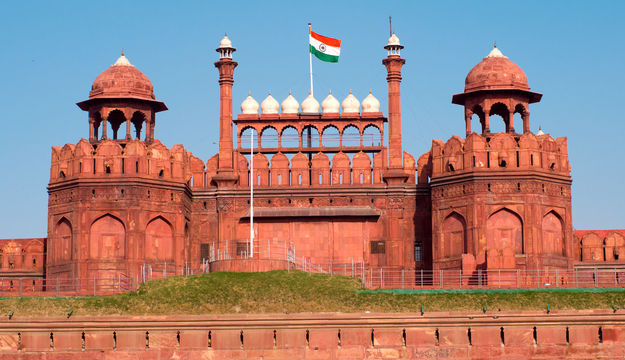red fort address, location, images