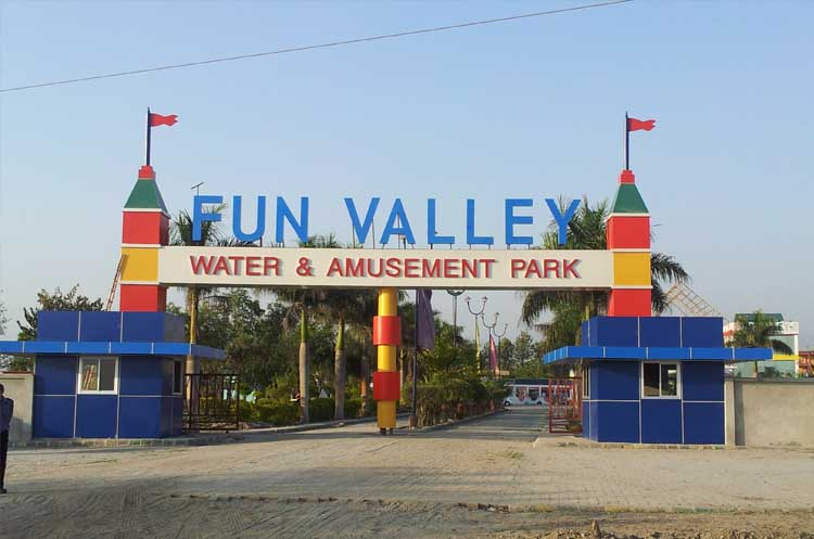 fun valley water park dehradun images