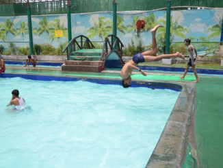 delhi alipur water park image