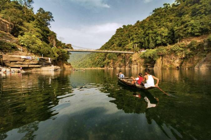Shilong tourist places images