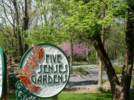 garden of five senses images