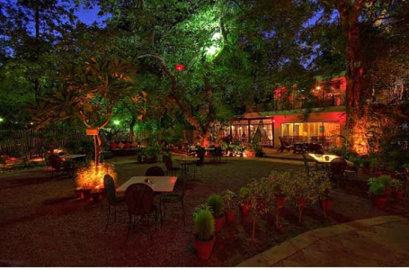 romantic place in delhi