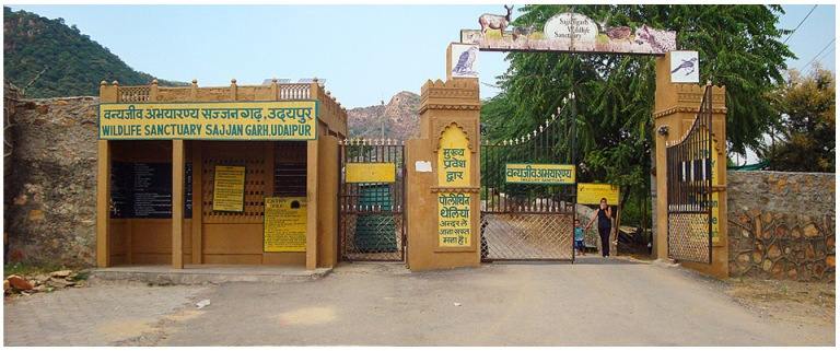 sajjangarh zoo attraction. images