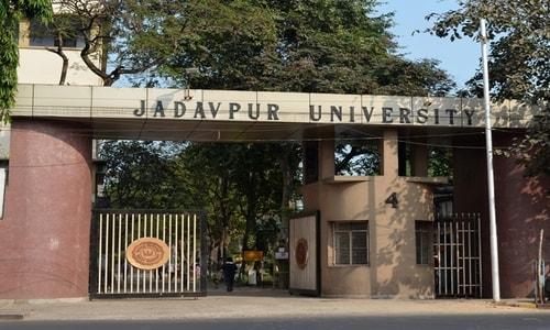 jadavpur university phone number