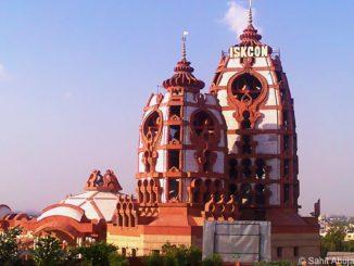 iskcon temple delhi location/address