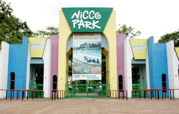 nicco park location/addres