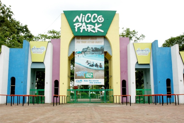 nicco park location/addres