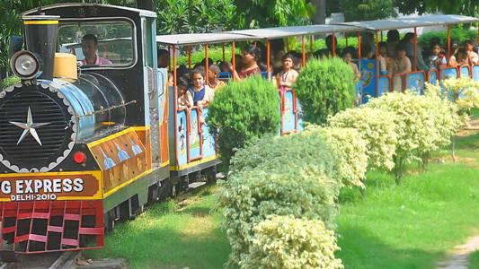 rail museum delhi location/address
