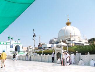 ajmer sharif dargah location, timings