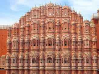 hawa mahal jaipur location tourist attraction