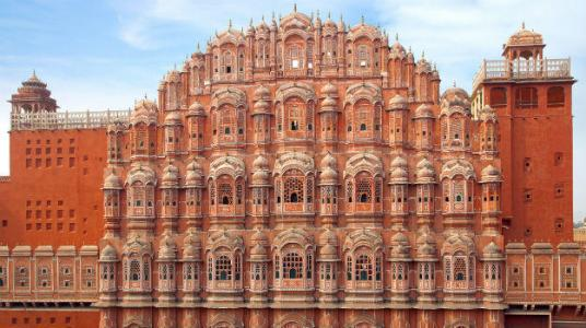 hawa mahal jaipur location tourist attraction