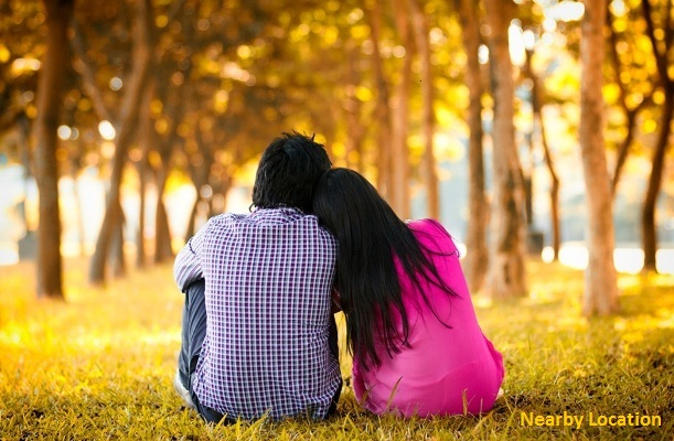 romantic safe places in faridabad for couples location