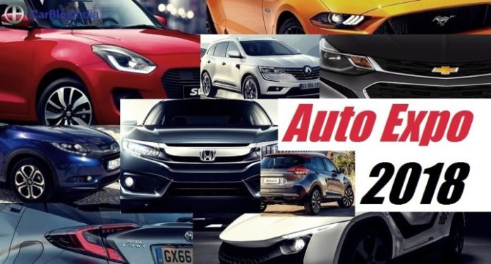 greater auto expo 2018