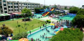 drizzling land water park ghziabad location ,timing, entry fees